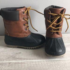 GAP Shoes - Baby Gap Boots 7/8 EUC